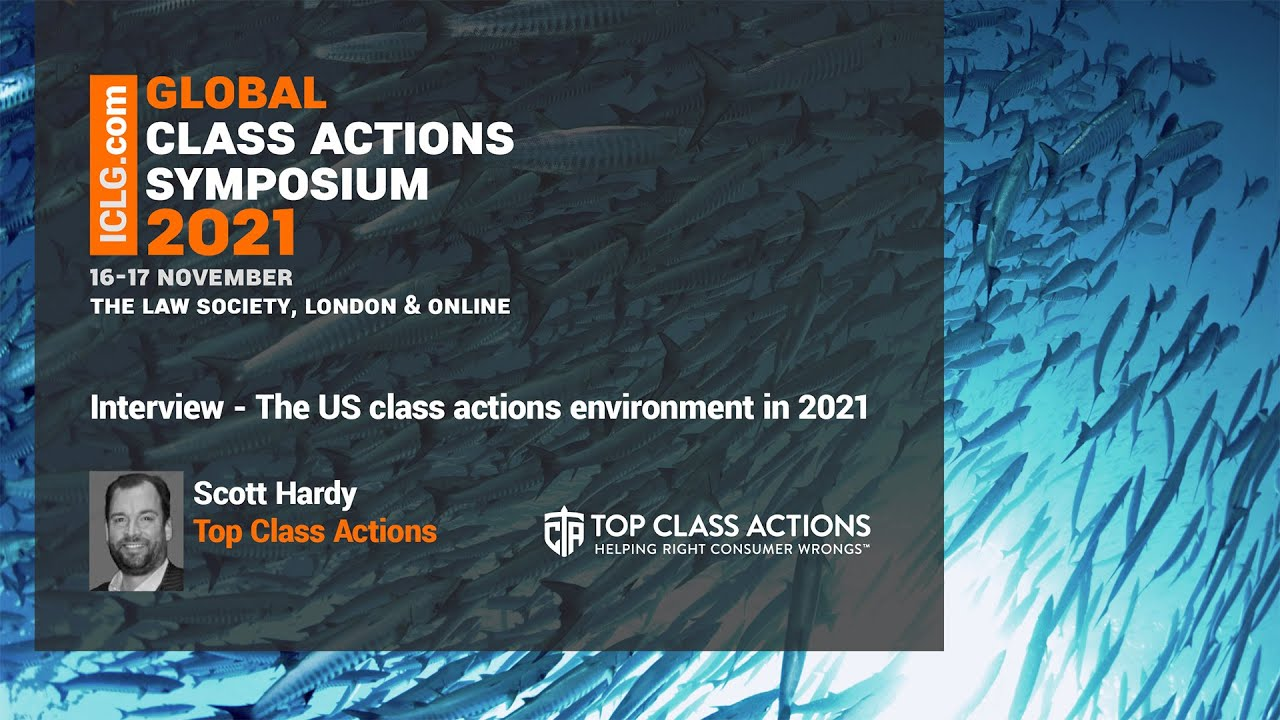 ICLG.com Interview - The US class action environment in 2021