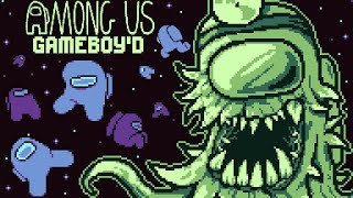 Among Us Looks Awesome as a Game Boy Game