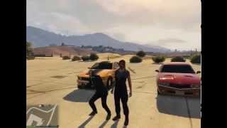GTA 5 MV Ride Out - Kid Ink, Tyga, Wale, YG, Rich Homie Quan