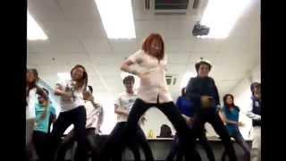 ConsCorp All Stars - Yeoboseyo Dance