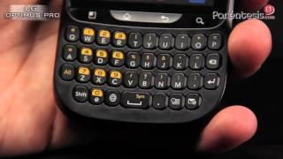 Celular LG Optimus Pro