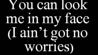 Lil Wayne - No Worries (KARAOKE with hook)