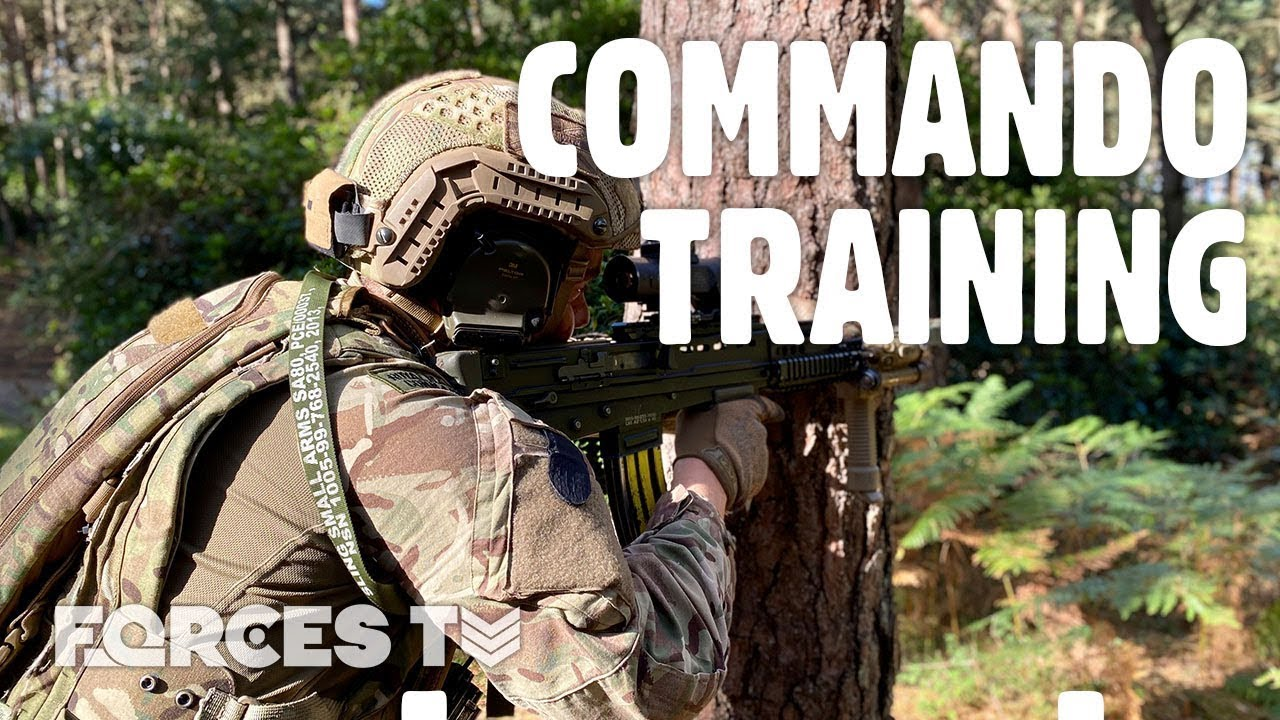 Royal Marines Test New Future Commando Force Concepts! | Forces TV