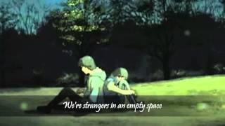 We Might As Well Be Strangers - Keane [With Lyrics]