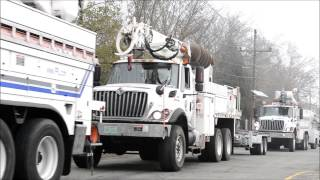 FPL Palm Beach Broward crews leave NJ_