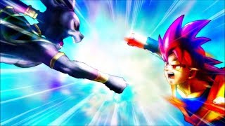 Goku vs Beerus AMV - Lil Uzi Vert - 20 Min