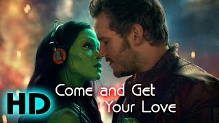 Guardians of The Galaxy OST ~ Come and Get Your Love (MV)