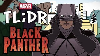 Who is the Black Panther? in 2 Minutes - Marvel TL;DR