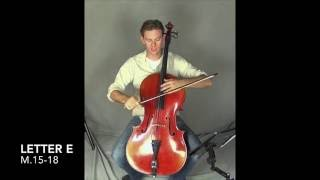 Popper 22 Cello Etude Sample for TMEA 2016-2017 All-State Auditions (Tony Rogers)
