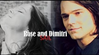 Vampire Academy - Rose and Dimitri | Sail