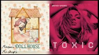 Toxic Dollhouse - Melanie Martinez & Britney Spears (Mashup)