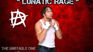 """Lunatic Rage"" ► Dean Ambrose 3rd Theme Song ᴴᴰ"
