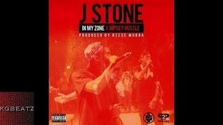 J. Stone ft. Nipsey Hussle - In My Zone [Prod. By Reese Murda] [New 2014]