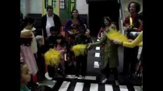 Babado de Chita apresenta: Passeio Brincante - É no balanço da peneira