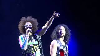 LMFAO Rock the Beat - Sorry For Party Rockin Live Montreal 2011 HD 1080P