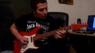 Blues Saraceno - Never Look Back (cover)