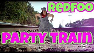 Redfoo- Party Train Lyrics, FITNESS CONCERT with GregInsco.com