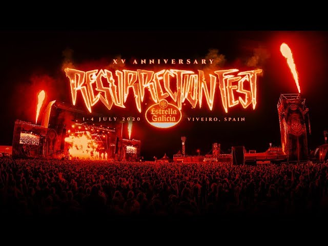 Aftermovie Resurrection Fest 2019