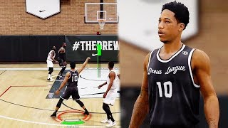 NBA LIVE 18 DREW LEAGUE GAMEPLAY! GREEN LIGHT GAME WINNER!