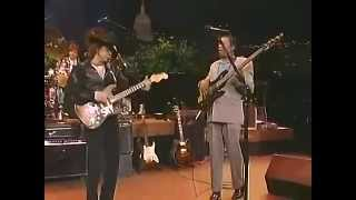 Stevie Ray Vaughan & W. C. Clark Little Thing Live From Austin Texas
