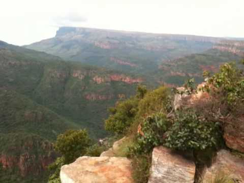 Blyderivier Canyon, Mpumalanga, South Africa