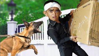 CHOTU CHOR   छोटू काला चोर   Khandesh Hindi Comedy   Chotu Dada Comedy Video