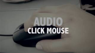 Sonido click mouse