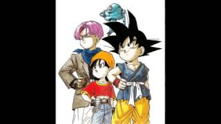 Dragon Ball Gt Opening - Aaron Montalvo, Cesar Franco y Adrian Barba