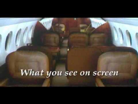 Business VIP Jet Charter Dassault Falcon Jet – Official Video