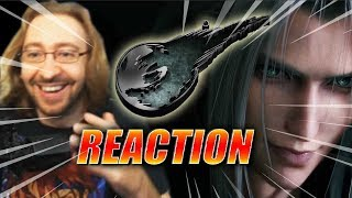 MAX REACTS: NEW Final Fantasy VII Remake Trailer - Turks, Summons & More