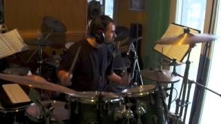 Parasail (New Version) - Claudio Contri - batteria - drums cover