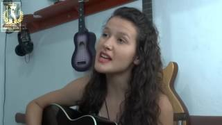 """Wesley Safadão  """" Meu Coração Deu PT """" Lançamento -  Luanna Silva ( Cover )  Com Cifras e Letra"""