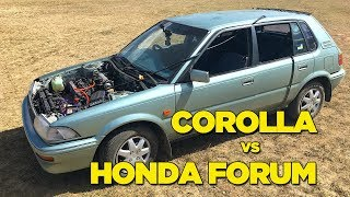MAX OIL Fill VS NO OIL (The Honda forums told us to do it..)