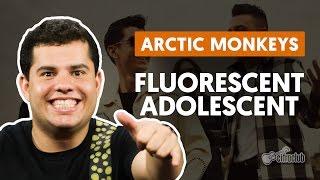 videoclase Fluorescent Adolescent (aula de guitarra)