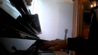 La Fouine - Fatima piano cover