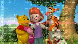 Manix - My friends tigger and Pooh (chip)