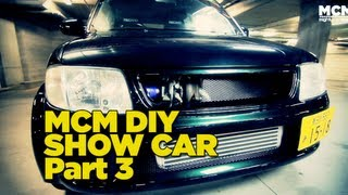Show Car Build - Modding