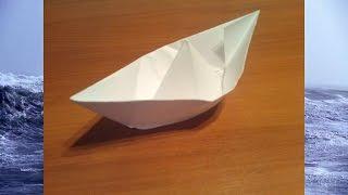 Hur man gör en båt av papper