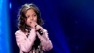 Dolores - 'Gek Op Jou' | Blind Auditions | The Voice Kids | VTM