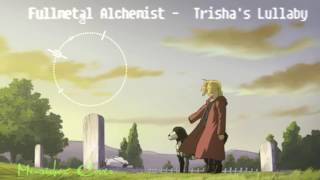 [Music box Cover] Fullmetal Alchemist - Trisha's Lullaby