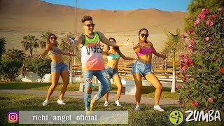 Bailame - Nacho | Zumba Fitness | Richi Angel