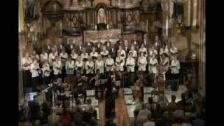 "Grupo Elegia y Coral Santa Teresa. A. Vivaldi ""Gloria""."