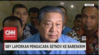 Merasa Difitnah, SBY Laporkan Pengacara Setnov ke Bareskrim