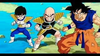 Goku vs freeza remasterizado 《AMV》 radioactive  ( rock )