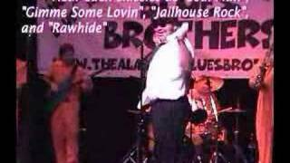 Alabama Blues Brothers 2008 Promo Video