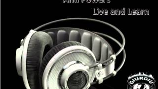Amy Powers - Live and learn