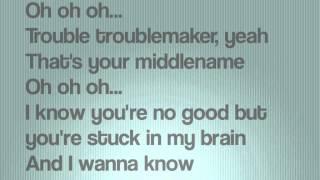 ★Lyrics★ Olly Murs ft Flo Rida: Troublemaker ★Lyrics★