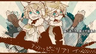 『Kagamine Rin & Len (Append)』Unhappy Refrain