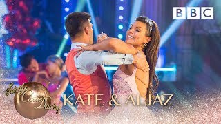 Kate and Aljaz American Smooth to 'Everlasting Love' by Love Affair - BBC Strictly 2018