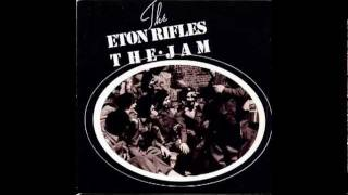 Eton Rifles - The Jam - With Lyrics